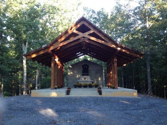 Buddha Pavilion