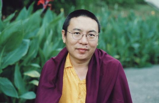 Shangpa Rinpoche