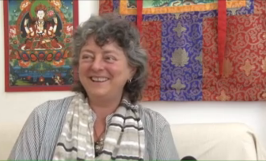 Dharma Teacher Pamela Gayle White