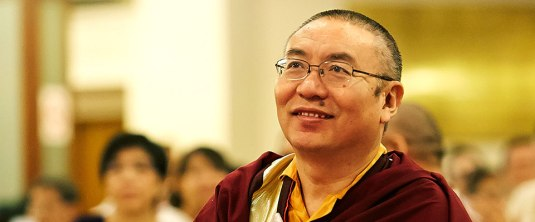 Venerable Shangpa Rinpoche